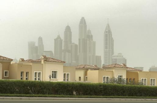 UAE Weather: Cooler Temperatures, Strong Winds and High Humidity Levels