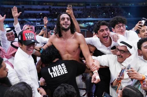 WWE Super Showdown to Return to the Middle East in February 2020