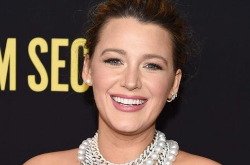 Blake Lively Makes Ravishing Comeback After Giving Birth to Third Child