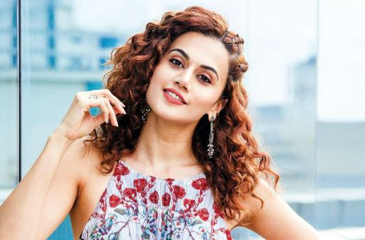 Taapsee Pannu Did This When Someone Tried to Touch Her Inappropriately