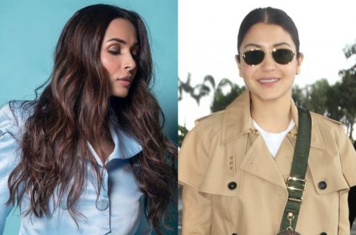 Malaika Arora, Anushka Sharma Rock the Cropped Jacket and We Think the Trend will Catch On
