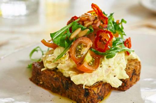 10 Healthy Food Restaurants in Dubai