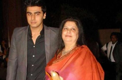 Arjun Kapoor Pours His Heart Out on his Late Mother's Birthday