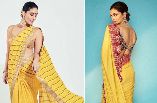 Deepika Padukone, Kareena Kapoor Prove Mustard is the Colour of the Season