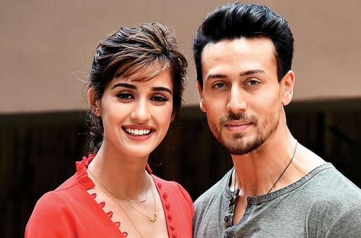 Disha Patani to do a Special Item Song in Tiger Shroff's Film
