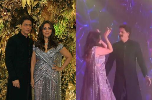 Shah Rukh Khan and Gauri Khan's Surprise Gift for Armaan Jain and Anissa Malhotra