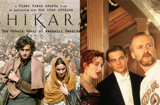 Did James Cameron Actually Call Vidhu Vinod Chopra's Shikara a 'Masterpiece'?
