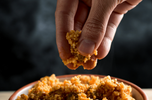 Want to Enjoy Your Food More? Eat with Your Hands