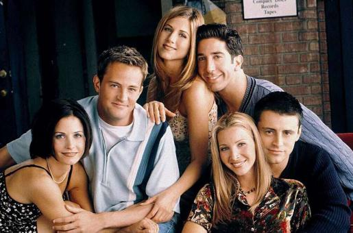 Friends Cast Could Earn Up to $4 Million Each for Reunion Special
