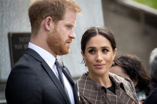 Prince Harry and Meghan Markle Will be 'Free Birds' From April 1st 2020