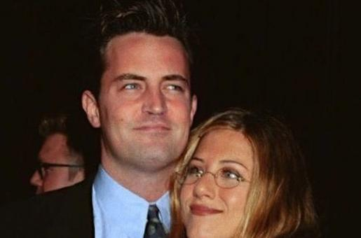 Jennifer Aniston Welcomes Matthew Perry to Instagram in the Most Hilarious Way