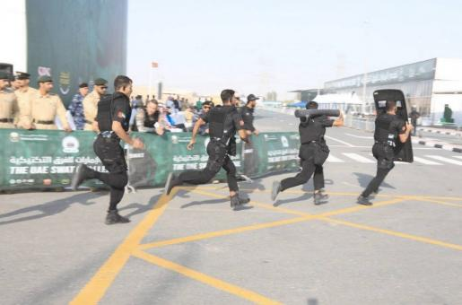 Dubai Police Launches SWAT Challenge, Issues Noise Alert