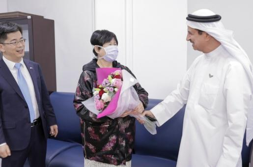 Coronavirus: Patient in UAE Recovers Fully
