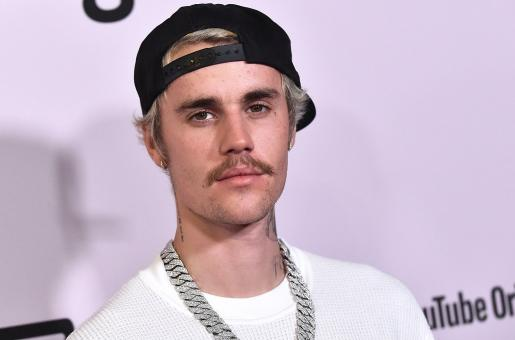 Justin Bieber's Mustache Causes Stir, He Says He Won't Shave It