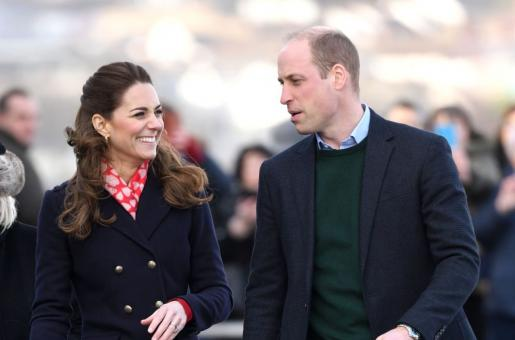 Prince William and Kate Middleton's to Tour the Bushfire Affected Regions of Australia