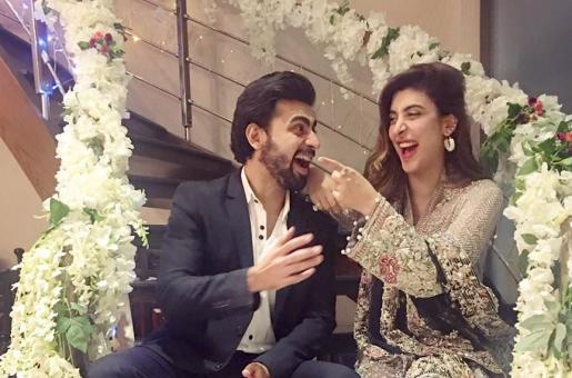Mahira Khan Gets Thanked by Urwa Hocane and Farhan Saeed in This Cute Way