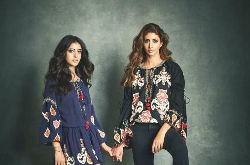 Shweta Bachchan Nanda And Monisha Jaising's Take Their Collection to the Runway For the First Time Ever