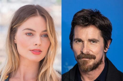 Margot Robbie, Christian Bale To Work Together Soon