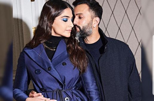 Sonam Kapoor Scandalizes Husband Anand Ahuja With a Cheesy Valentine Post
