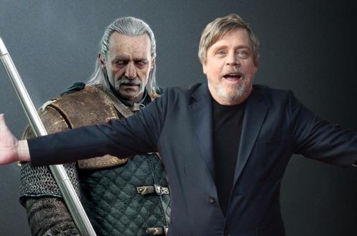 Mark Hamill Being Roped in for The Witcher