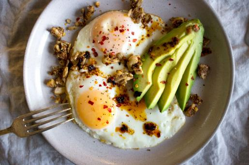 Having A Protein-Rich Breakfast Is Highly Beneficial For Weightloss Journey
