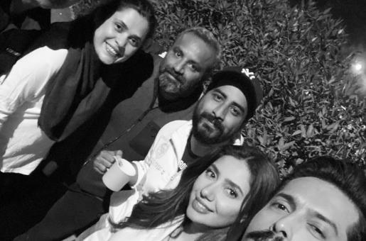 Quaid e Azam Zindabad: Mahira Khan and Fahad Mustafa's Film Has Wrapped Up