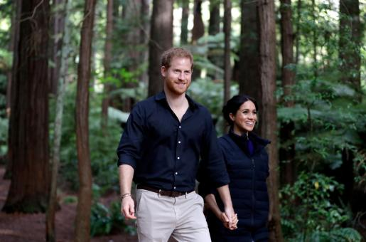 Prince Harry and Meghan Markle Move to California, the Duchess' Home State