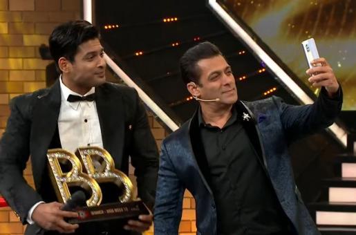 Bigg Boss Season 13 Finale: Sidharth Shukla Takes the Trophy