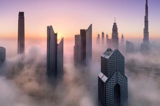 UAE Weather: Fog Leads to Low Visibility in Dubai and Abu Dhabi
