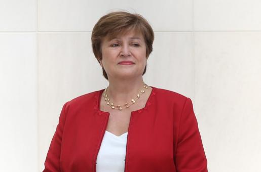 IMF Chief Kristalina Georgieva Highlights the Economic Impact of Coronavirus