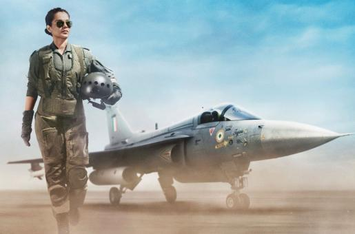 Tejas: Kangana Ranaut Exudes Major Boss Lady Vibes in Her First Look As An Air Force Pilot