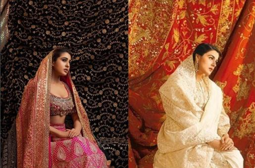 Sara Ali Khan Recreates the Magic of Mother Amrita Singh in This Photoshoot