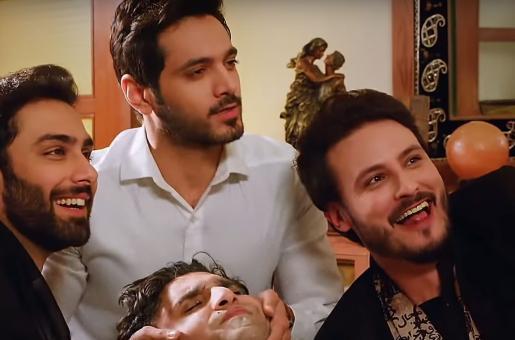 Ehd E Wafa Episode 20: Saad and Duaa's Marriage Reunites the SSG