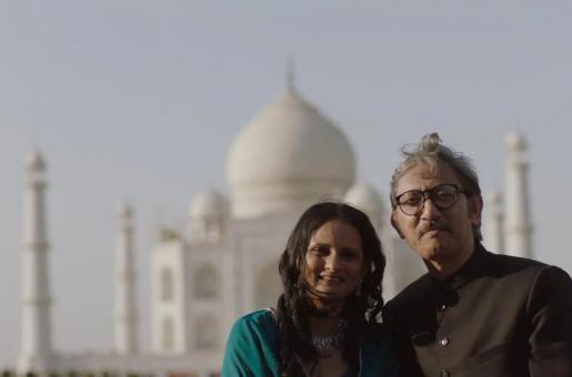 Netflix Taj Mahal 1989 Review: Good Performances Can't Rescue this Netflix Hoax