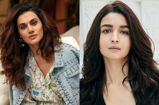 Taapsee Pannu May Rescue Alia Bhatt. Here's How