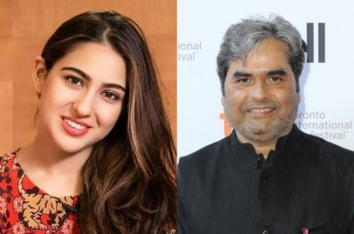 Sara Ali Khan in Vishal Bharadwaj's Next Film?