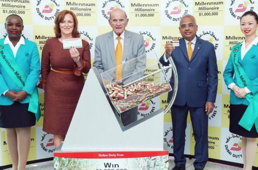 Indian, Pakistani Expats Win Big in Dubai Raffle