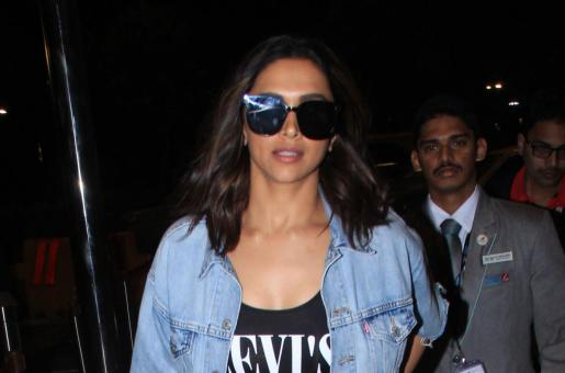 Deepika Padukone's Latest Airport Look is Chic to Boot