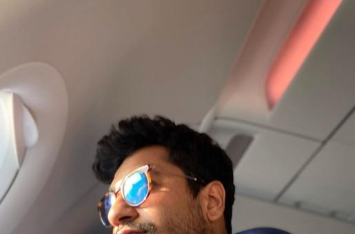 Vicky Kaushal Reminds His Fans That the Release of Bhoot: The Haunted Ship is Just a Day Away