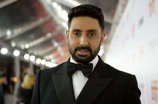 Abhishek Bachchan is Working Really Hard to Play Stock Market Scamster Harshad Mehta