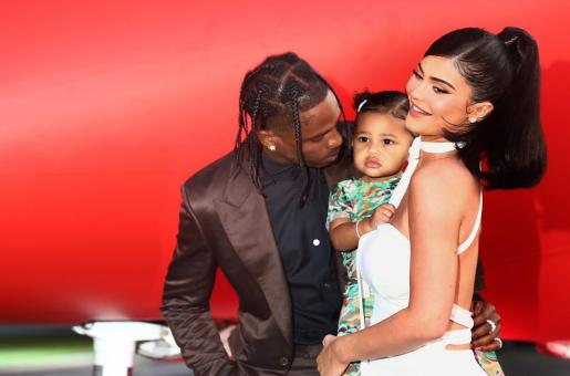 Kylie Jenner, Travis Scott Spotted Getting Cosy and Comfy