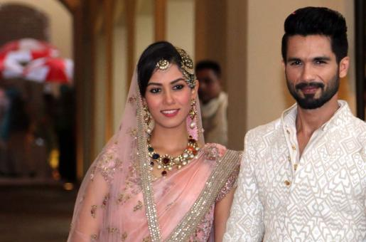 Mira Kapoor Wishes Hubby Shahid Kapoor in the Most Adorable Way