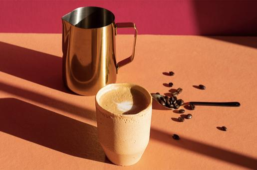 Edible Coffee Cups Are The New Thing To Combat Waste