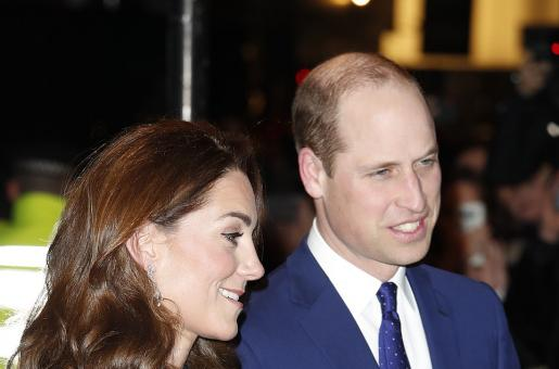Prince William and Kate Middleton Attend a Theatre Performance About Mental Health