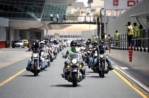 Autism in Dubai: Bike Club to Raise Awareness on 6th March