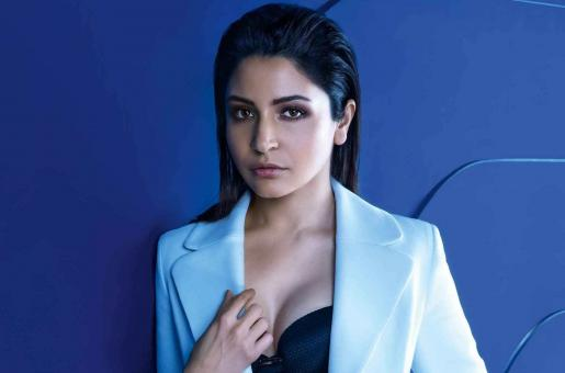 Anushka Sharma Stuns in Latest Look