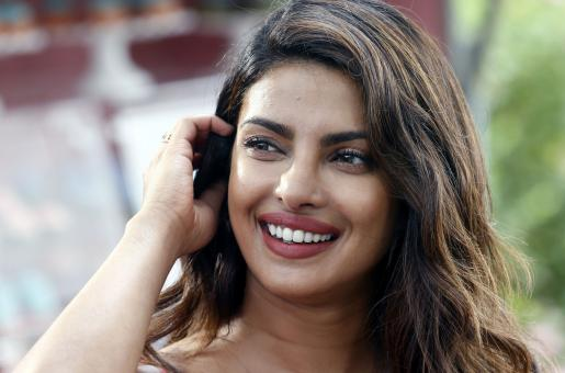 Priyanka Chopra Coming Live With WHO Director-General Tedros Adhanom on Thursday