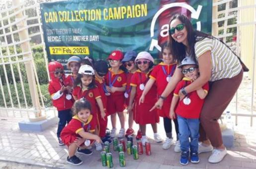 UAE Hosts Can Collection Day 2020