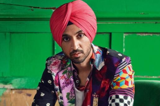 Diljit Dosanjh is Working On A  Folk Album During Lockdown