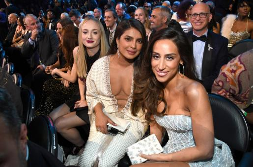 Sophie Turner Feels Lucky to Have Priyanka Chopra, Danielle Jonas As Sisters-in-Law